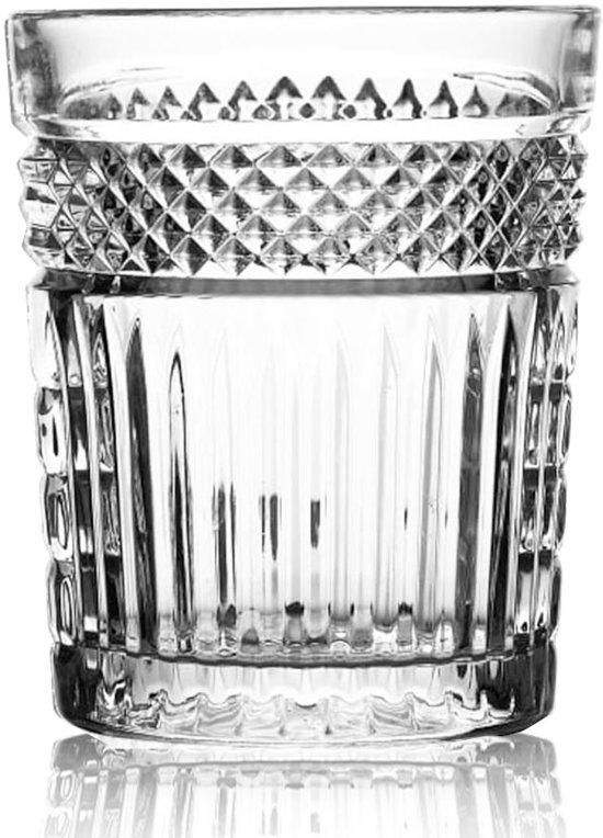 Libbey Radiant Tumblerglazen / set van 6 glazen / 35,5 cl