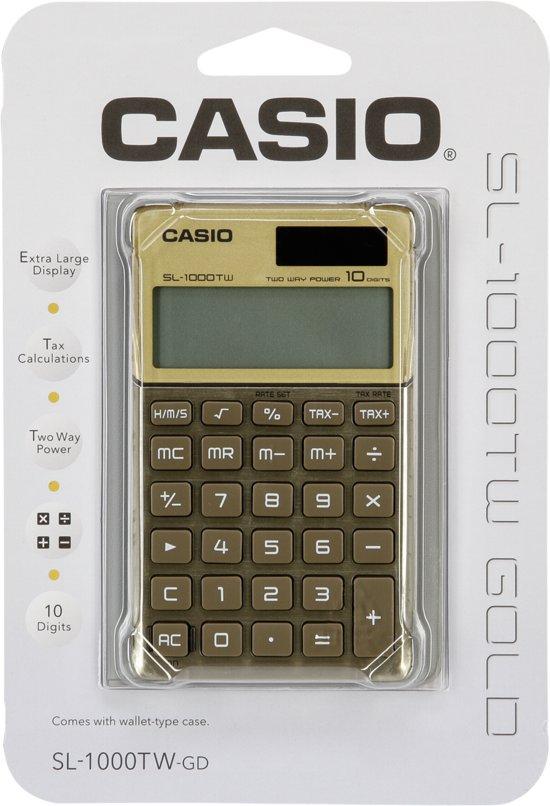 Casio SL-1000TW-GD