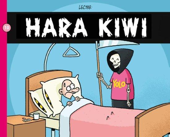 Boek cover Hara kiwi 10. van Lectrr (Paperback)