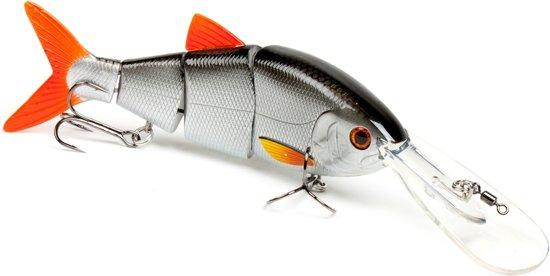 Spro BBZ 1 Crank-N-Shad - 10 cm - 26 g - Roach