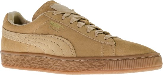 ea74a7eedd6 bol.com | Puma Suede Classic Sneakers - Maat 45 - Mannen - licht bruin