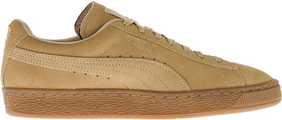 Licht Bruin Maat Classic 45 Puma Mannen Sneakers Suede qYzwv4