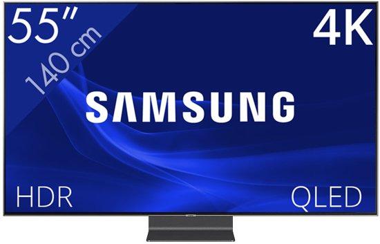 Samsung 55Q90R - 4K QLED TV