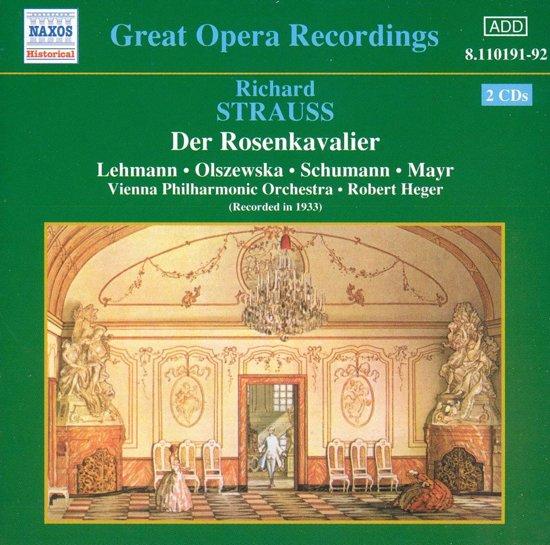 Strauss R.: Der Rosenkavalier
