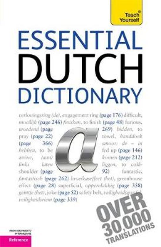 Essential Dutch Dictionary