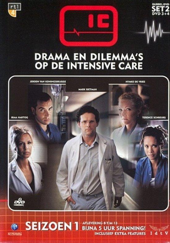 I.C. - seizoen 1 (8-13) (2DVD)