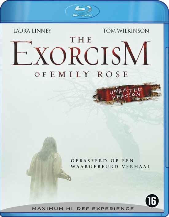 DVD cover van The Exorcism Of Emily Rose (Blu-ray)
