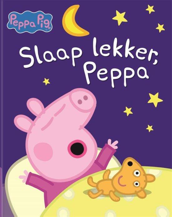 Bol Com Peppa Pig Slaap Lekker Peppa 9789047806080 Boeken