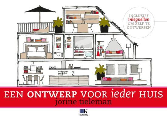 Een ontwerp voor ieder huis jorine tieleman isbn for Ontwerp eigen huis