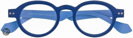 I Need You - The Frame Company Contactlenzen Leesbril DOKTOR SELECTION Blauw-blauw +1.50 dpt
