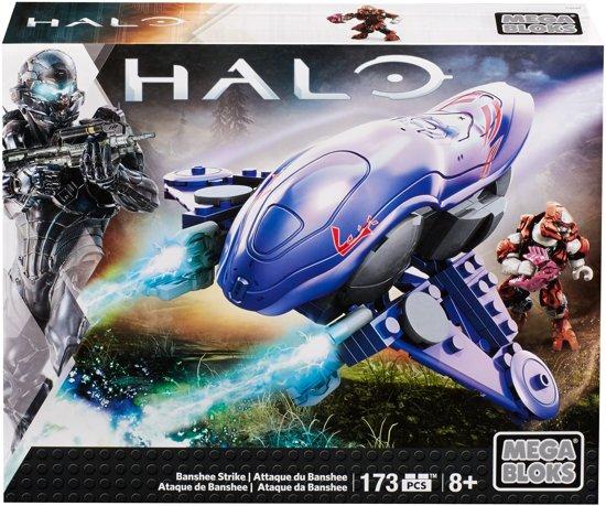 Mega Bloks Halo Banshee Strike - Constructiespeelgoed