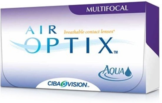 Air Optix Multifocal -5,50 HIGH