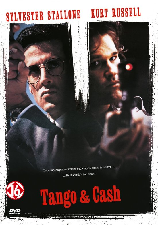 Cover van de film 'Tango & Cash'