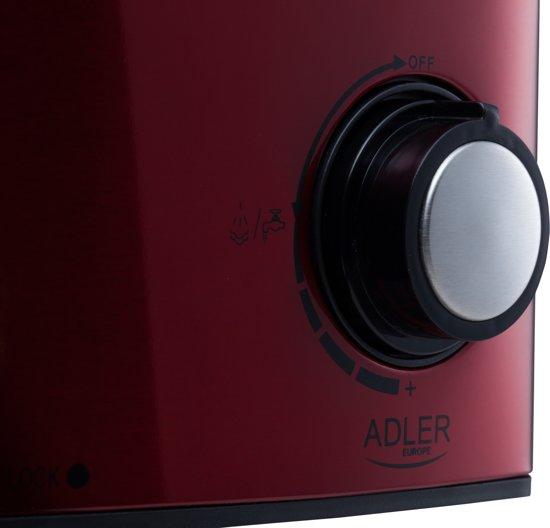 Adler AD 4404r - Piston machine - rood