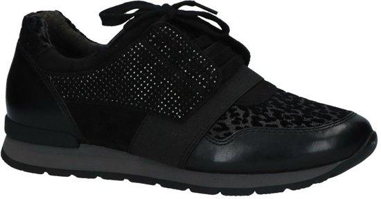 Gabor Dames Lage sneakers - Zwart - Maat 37.5