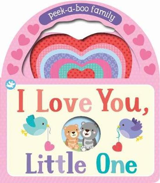 Bolcom Little Learners I Love You Little One 9781474899307