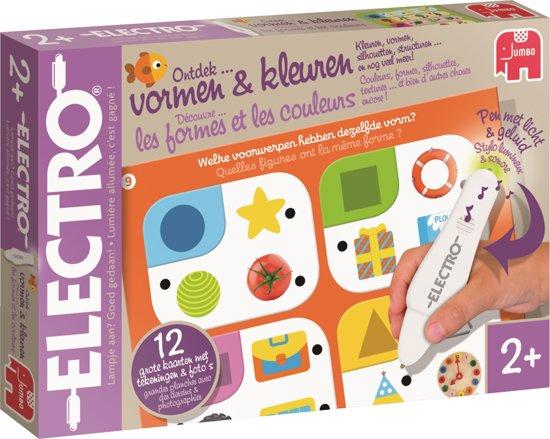 Afbeelding van Electro Wonderpen Vormen & Kleuren speelgoed