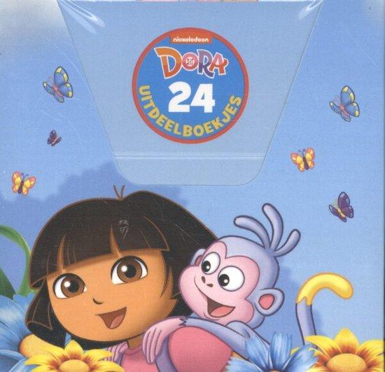 Dora the Explorer 24 Uitdeelboekjes