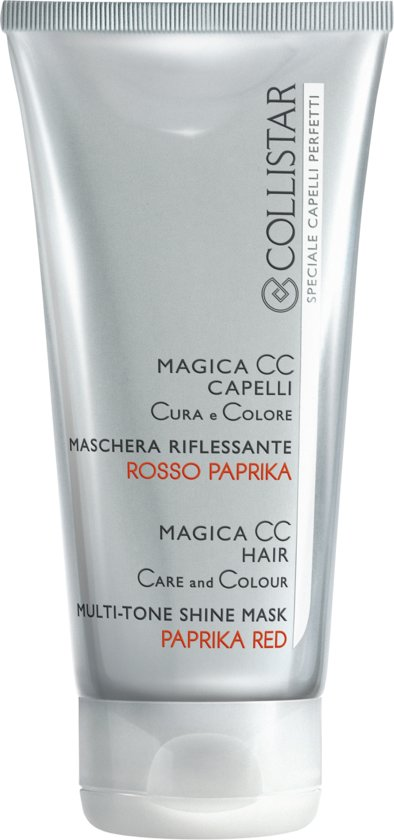 Collistar Magica CC Hair Care and Colour Paprika Red - 150 ml - Haarmasker