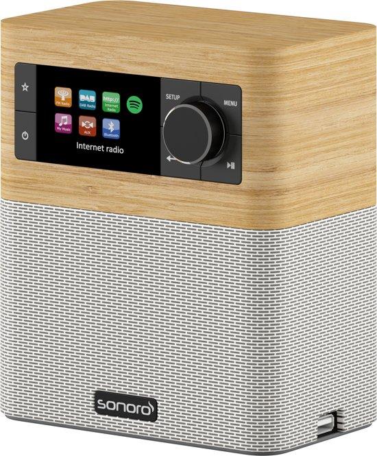 Sonoro Stream SO-410 Esdoorn/Wit