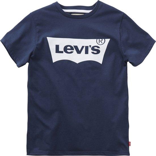 Jongens T Kids Shirt Marine Levi's® Maat 152 wqFE5wdx