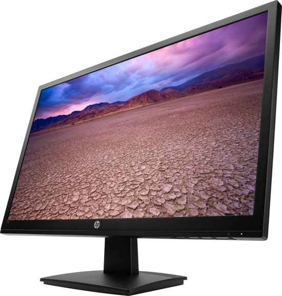 HP 27o 27'' Full HD LED Zwart computer monitor