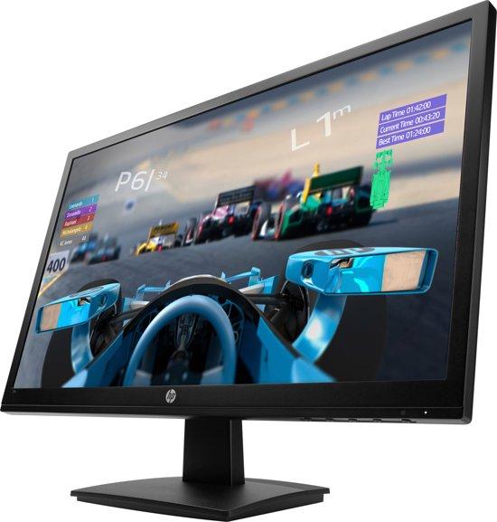 HP 27o 27'' Full HD LED Zwart computer monitor