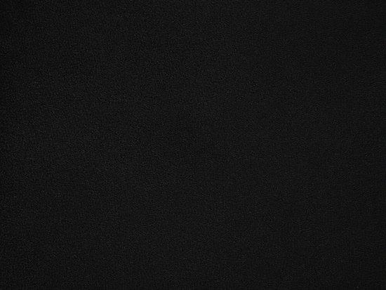 Beliani MERI 2-Zits bank Zwart polyester
