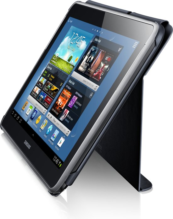 Samsung Book Cover voor de Samsung Galaxy Note 10.1 - Grijs