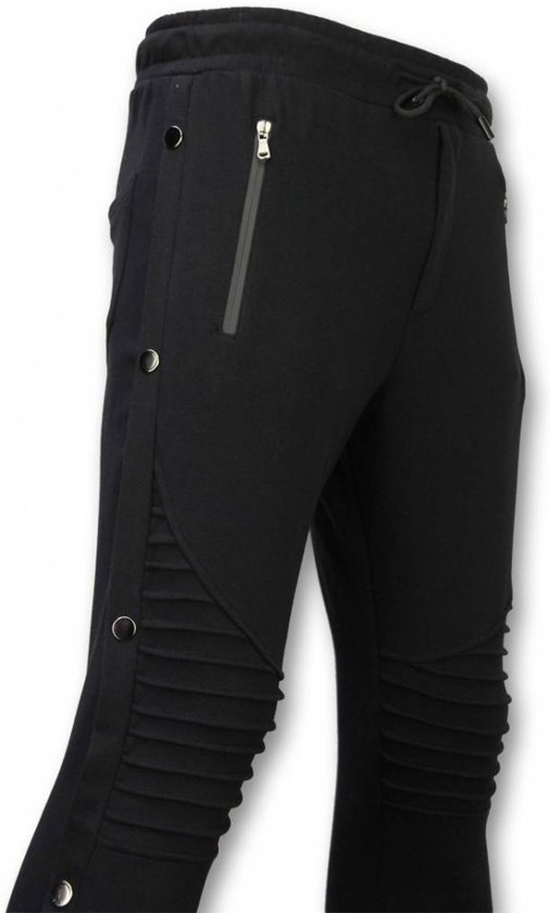 Casual Joggingbroek.Bol Com Enos Casual Jogginbroek Buttons Joggingbroek Zwart
