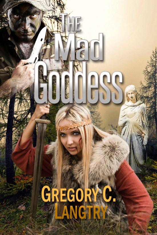 The Rogue God Series: The Mad Goddess