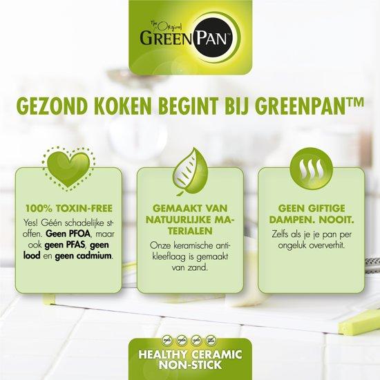 Greenpan Featherweights Braadpan à 24 cm