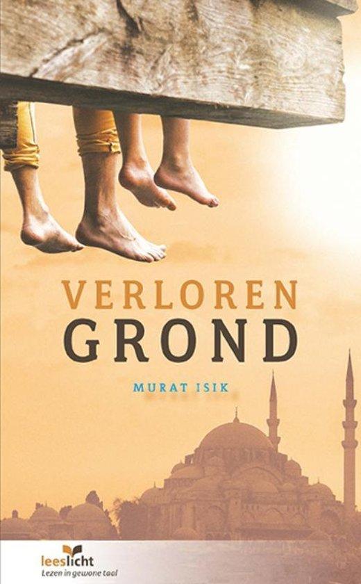 Boek cover Leeslicht - Verloren grond van Murat Isik (Onbekend)