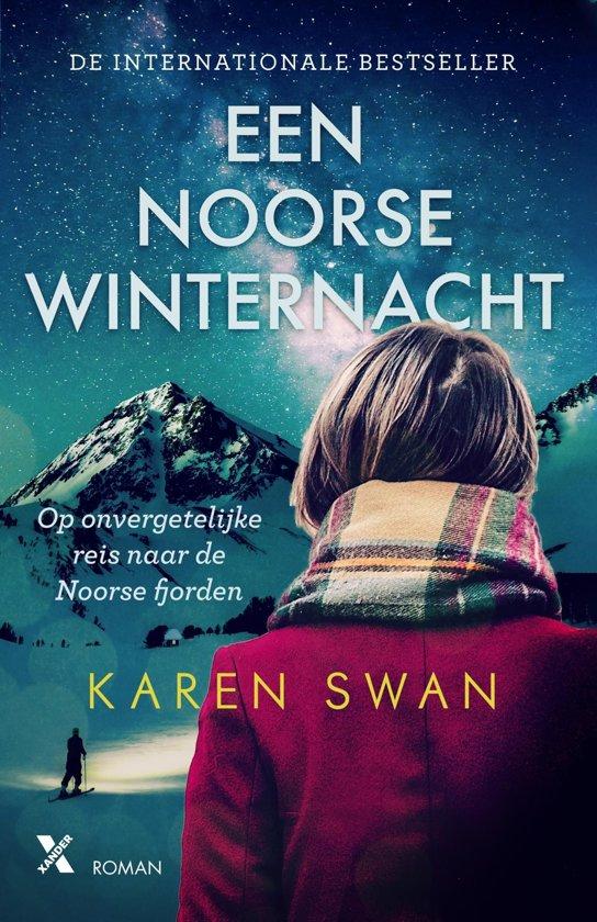 Boek cover Een Noorse winternacht van Karen Swan (Onbekend)
