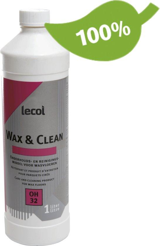 Lecol Wax & Clean OH32 (101073)