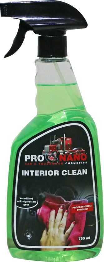 ProNano Interior Clean - Interieur Reiniger - 750ml