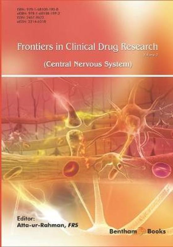 Frontiers in Clinical Drug Research - Central Nervous System; Volume 2