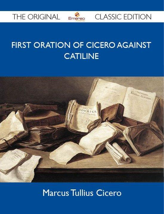 cicero catiline