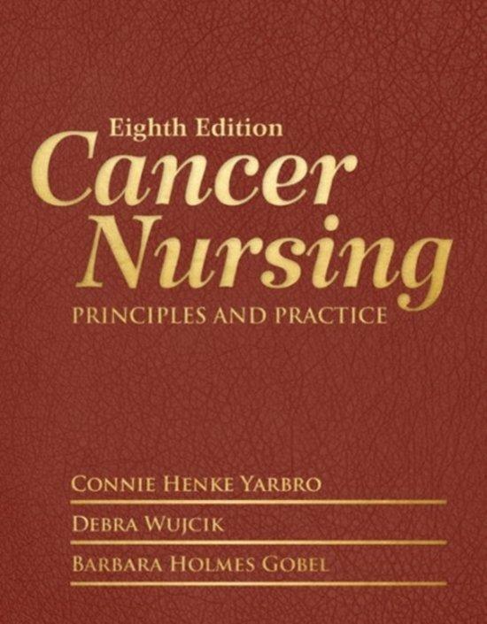 Boek cover Cancer Nursing van Connie Henke Yarbro (Hardcover)