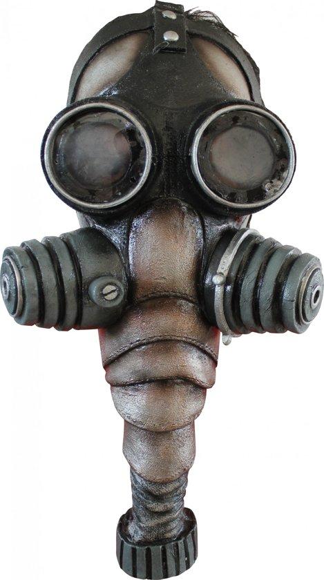 Gasmasker voor volwassenen Halloween - Verkleedmasker - One size