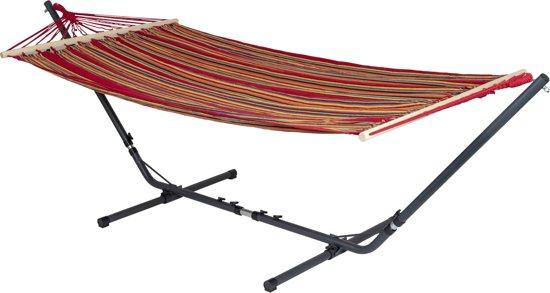 Bo-garden Hangmat - Santa Barbara - Met Spreidstok - Corona