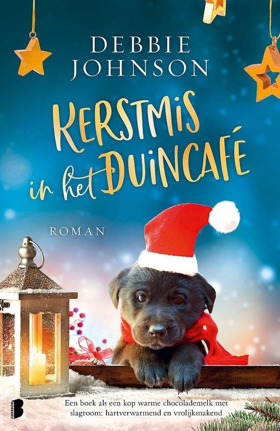 Boek cover Duincafé 2 - Kerstmis in het Duincafé van Debbie Johnson (Paperback)