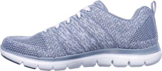 2 0 Appeal Maat39 Skechers high Flex Energy Slate Dames Sneakers w7qgE