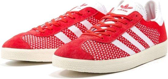 adidas gazelle rood 42