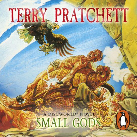 Boek cover Small Gods van Terry Pratchett (Onbekend)