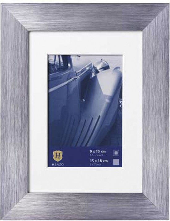 Bolcom Henzo Luzern Aluminium Fotolijst 13 X 18 Cm