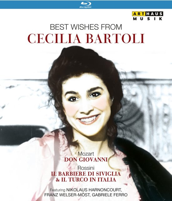 Best Wishes From Cecilia Bartoli Br