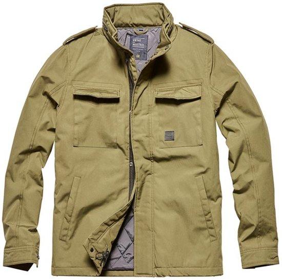 Alling Vintage Industries Jacket Vintage Jacket Alling Olive Olive Industries XqaEtn1Xw