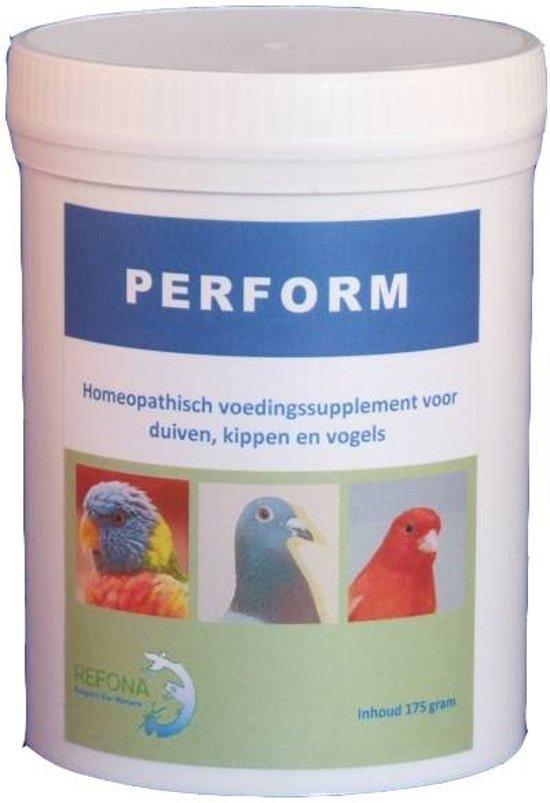 Perform Standaard - Laat uw duiven sneller vliegen, met garantie!