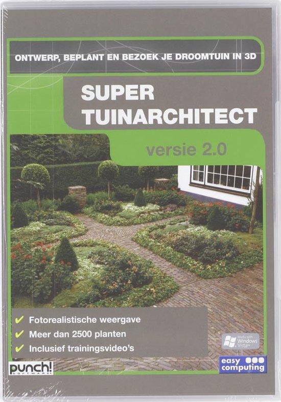 Super tuinarchitect 2 0 for Rob eigen huis en tuin